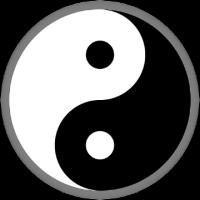 symbol tai chi - yin yang