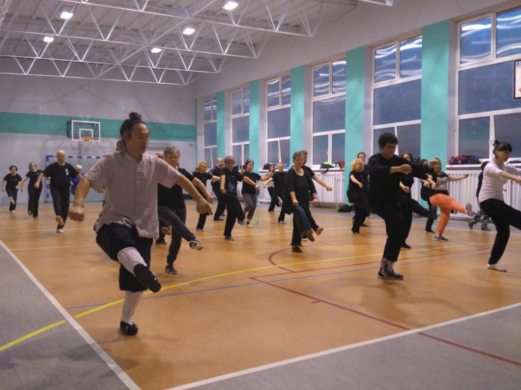 Wudang Tai Chi Qigong Zhou Xuan Yun